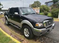 Ford ranger limited 4x4 diésel turbo impecable