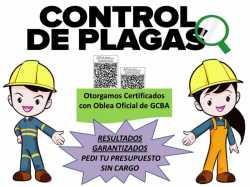 Fumigaciones, Limpieza De Tanques, Desinfecciones, Control de Plagas