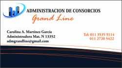 Administracion De Consorcios Grand Line