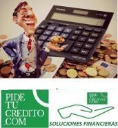 Digale adios a sus preocupaciones financieras!!