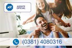 ADT Alarmas en Lastenia | Tel (0381) 4080316 | Agente Oficial