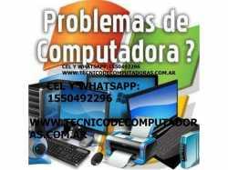 tecnico reparacion service arreglos computadoras pc notebooks netbooks ultrabooks all in one