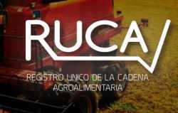 INSCRIPCION EN EL RUCA (Registro Único de Operadores del Ministerio de Agricultura)